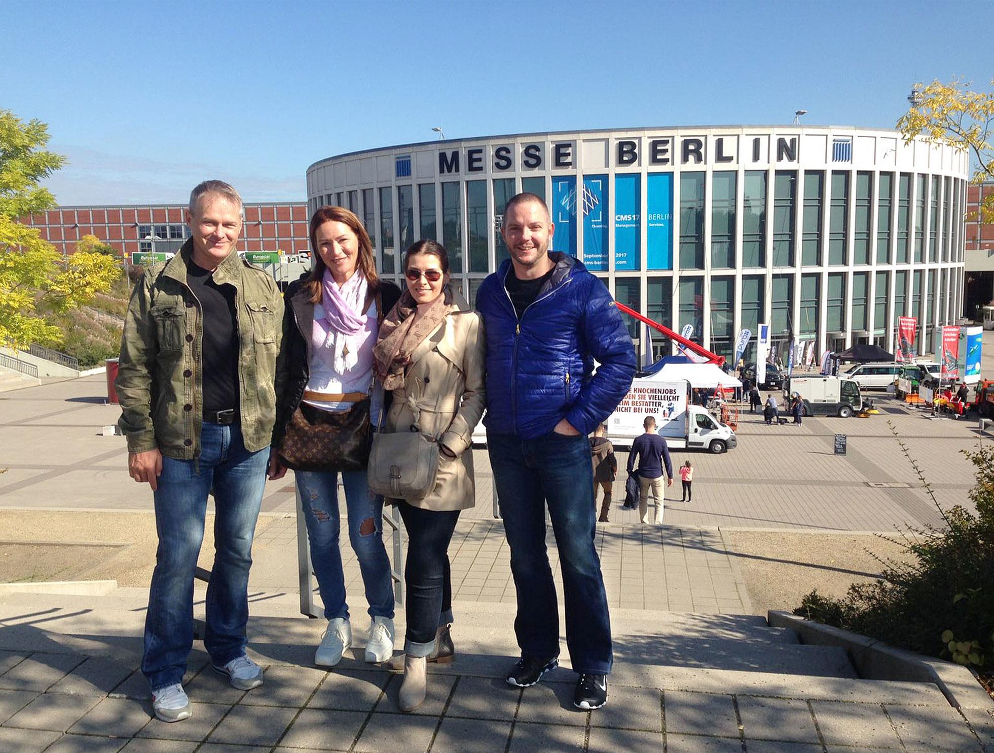 8ae8eb99de Besuch der Reinigungsmesse CMS in Berlin   elefantenstark GmbH